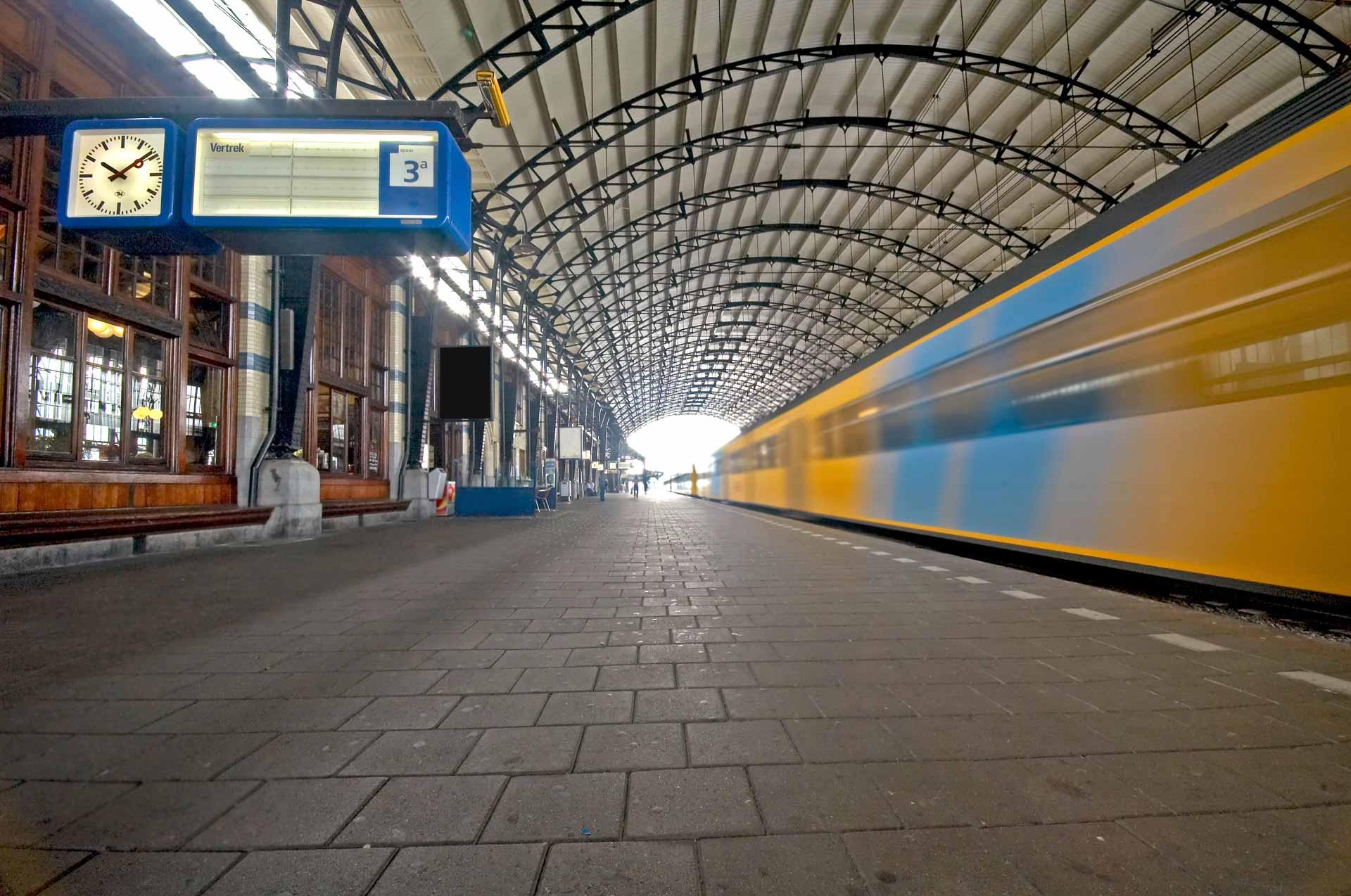 Station Groningen Adres Treinstation Voorzieningen Kaartverkoop